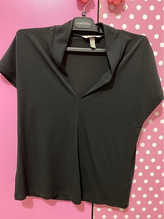 H&M Siyah Şık Bluz