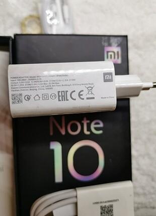 Xiaomi Mi Note 10 Turbo Charge Orjinal 33 Watt Sıfır