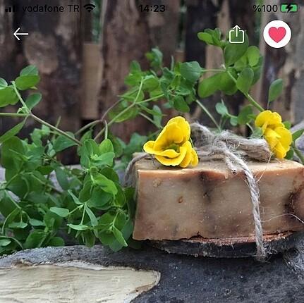 Doğal zeytinyağı sabunu