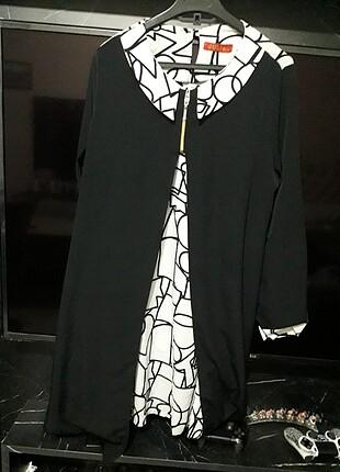 Siyah tunik