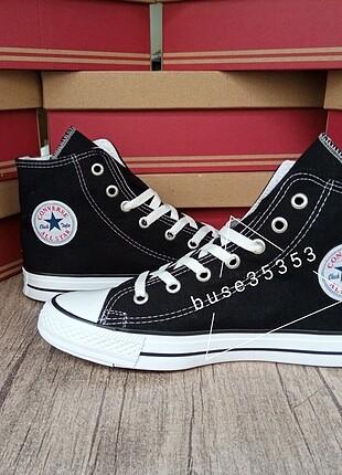 40 numara siyah A kalite ayakkabı