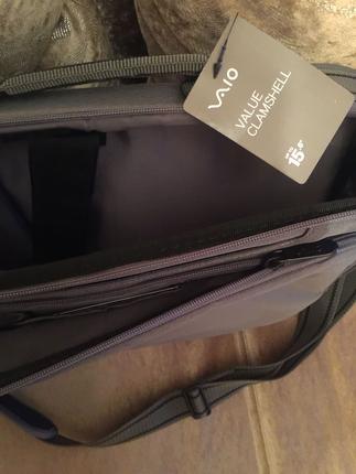 57bb4809c490a Sony Vaio Laptop Çantası Diğer Laptop / İpad Çantası %100 İndirimli ...
