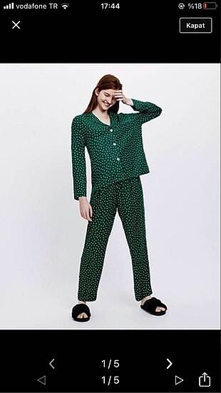 Oysho pijama takımı