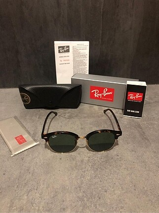 Ray Ban Rayban RB4246 901 51-19CLUBROUND