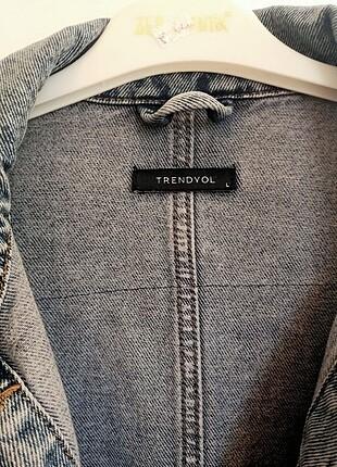 l Beden Özel tasarım kot ceket