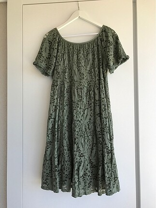 Haki elbise