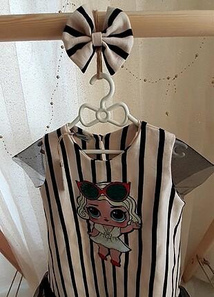 Kız cocuk elbise