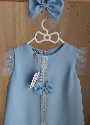 Yeni ?ız çocuğu elbisesi