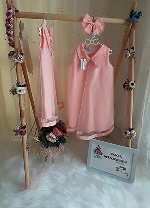 Yeni kız çocuğu elbisesi