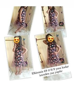 Kız cocuk elbisesi