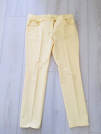 #Ekol #sarı #pantolon