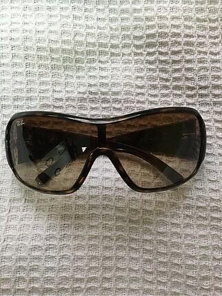 Güneş Gözlüğü Kahverengi