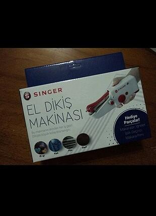 Singer el dikiş makinası