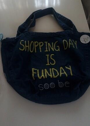 Soobe marka bayan kot kol çantası