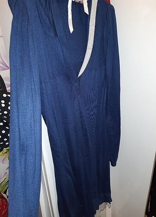 Tunik triko elbise