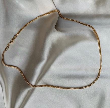 Vintage Gold Sade Zincir