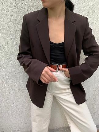 Vintage Blazer Ceket