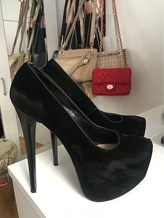 37 Beden siyah Renk Ayakkabı