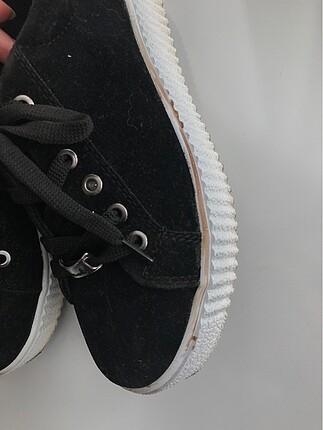 37 Beden siyah Renk Bambi siyah Ayakkabı