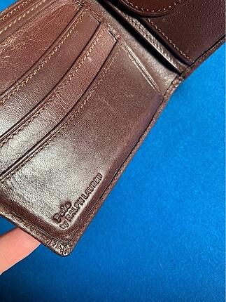 Beden Orijinal Polo Ralph Lauren cüzdan