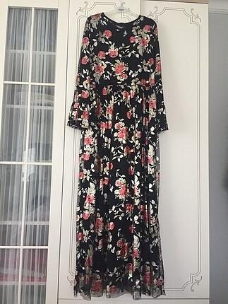 LC Waikiki Yazlık tüllü elbise