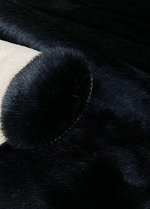 Beden siyah Renk Siyah Model Post Halı