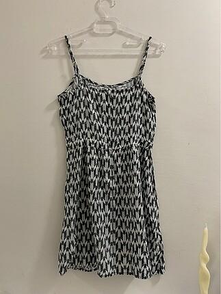 36 Beden H&M Bikini Üstü Elbise