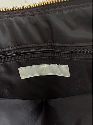 Beden H&M Siyah Askılı Çanta