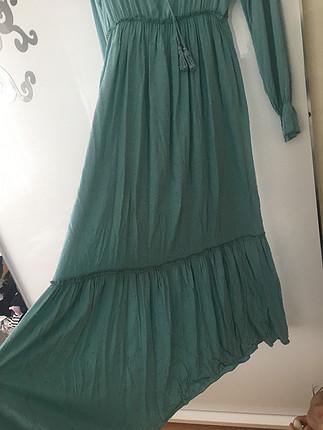 l Beden Uzun elbise