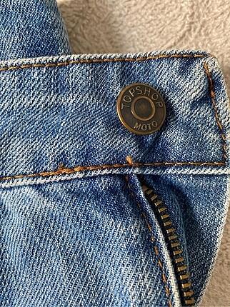 Topshop Mom Jeans 28 Beden