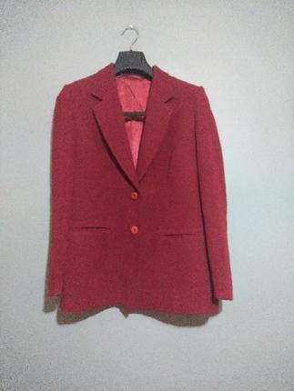 Kışlık blazer ceket