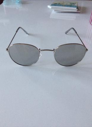 Retro gri gözlük