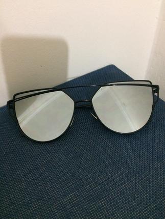 Silver kedi gözlük