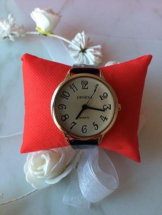 Vintage siyah saat