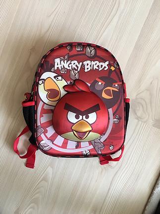 Angry birds çanta