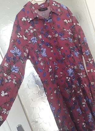 38 Beden Çiçekli elbise