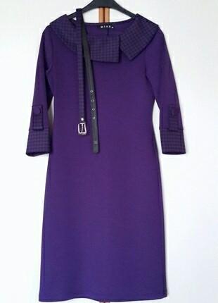 Vintage tarzı dizüstü elbise