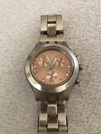 Swatch Rose gold