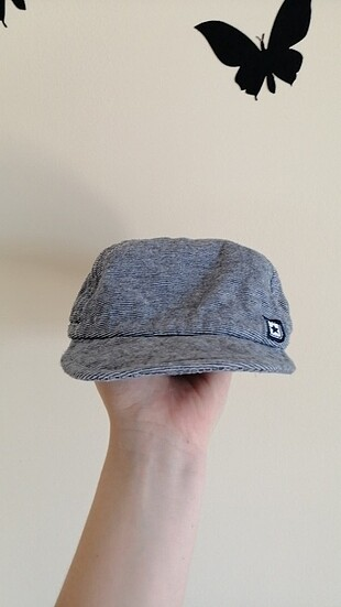Bebek kasket şapka