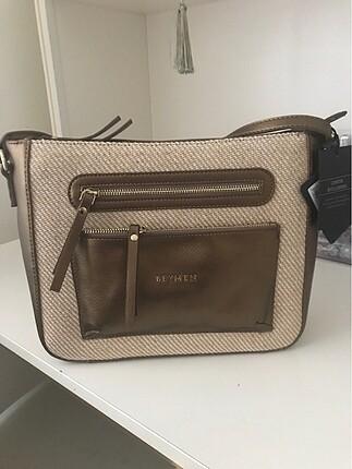 Yeni etiketli askılı Beymen Club çanta