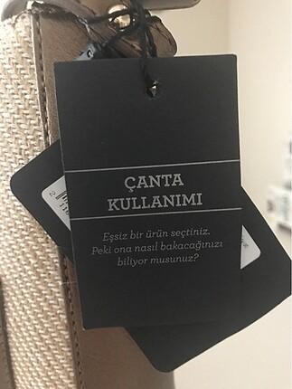 Beymen Club Yeni etiketli askılı Beymen Club çanta