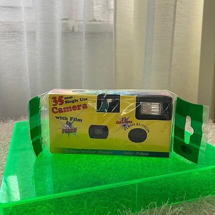 001 Kodak Kullan At Analog Kamera