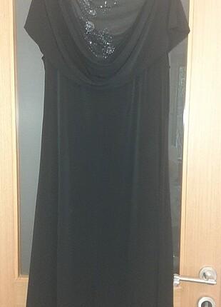 Javelin marka gece elbisesi büyük beden