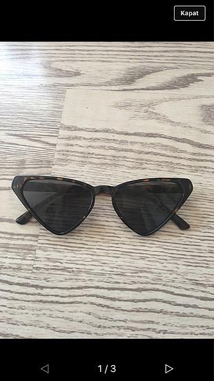 Retro Cat eye Trend Güneş Gözlüğü