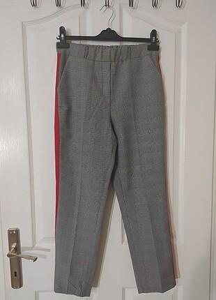 Kadın Beli Lastikli Pantolon