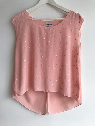 Yıldızlı bluz