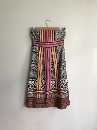 Missıni elbise
