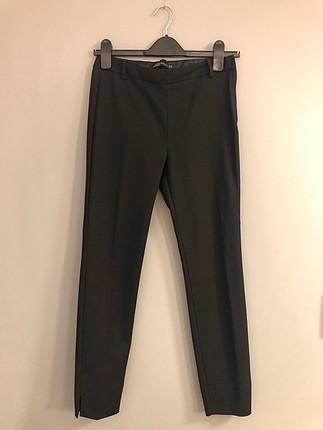 Zara siyah kumaş pantolon