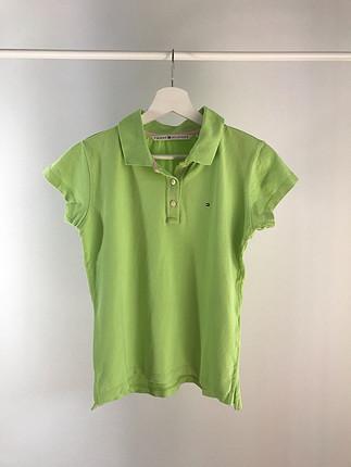 Fıstık yeşili tshirt