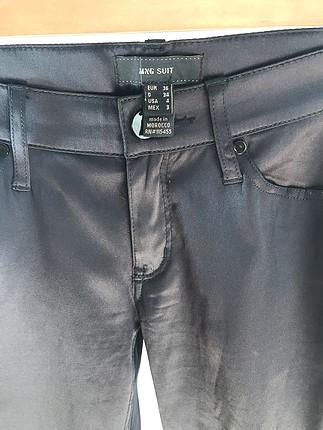 36 Beden Deri pantolon
